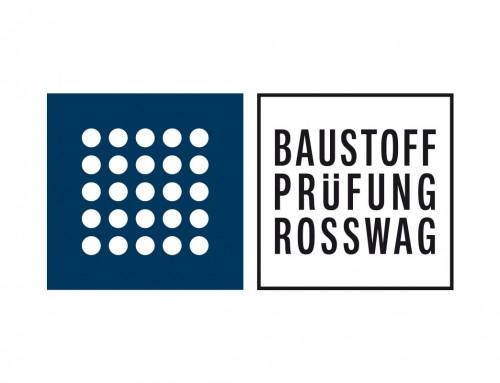Markenentwicklung / Baustoffprüfung Roßwag