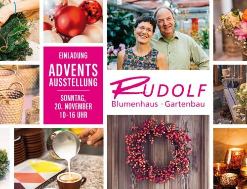 Weihnachts-Mailing / Rudolf Blumenhaus