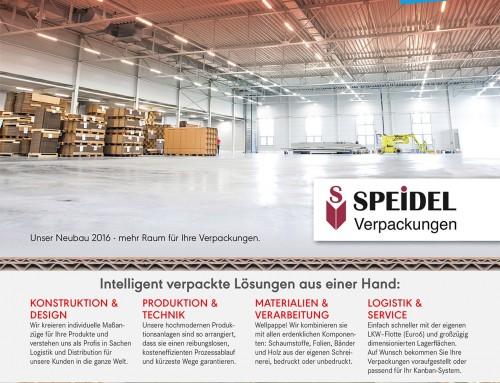 Leistungs-Anzeige / Speidel GmbH
